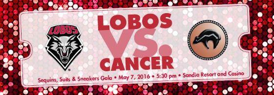 Lobos VS Cancer