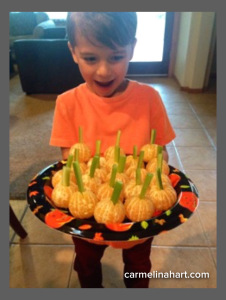 Pumpkin Snacks 1
